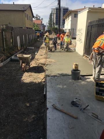 San Diego Concrete Pumping 2 Concrete Pump For Hire San Diego