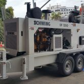 Concrete Pump For Hire San Diego, San Diego Big Rock Concrete Pump For Rent